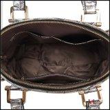 Eleganza Handbags in Stone Pattern Leather per Women
