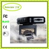 Самый лучший автомобиль DVR сбывания с 2.5 автомобилем DVR VGA HD кулачка черточки обнаружения движения экрана дюйма