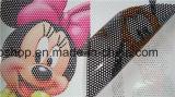Зрение напольной материальной пленки окна одностороннее (140mic бумага отпуска пленки 150g)