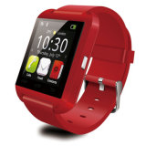 iPhone caliente Samsung Smart Phone Los Android U Watch Bluetooth Wrist Smart Watch del soporte de Sale