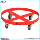 Ровные тележки барабанчика завальцовки с материалом SD55D нержавеющей стали