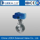 Due-modo Butterfly Valve di Dn50-Dn600 Electric con Factory Price