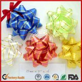 Más vendidos de Nuevo Diseño de la cinta de plástico de la estrella del arco de accesorios de moda
