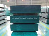 Tôle d'acier laminée à chaud en stock