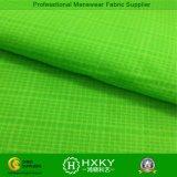 Tela de nylon 100% del tafetán del telar jacquar con el modelo de Ripstop