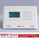 Alarme novo da segurança da G/M com indicador do LCD