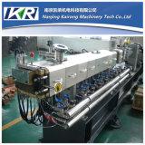 Haustier ABS-PVC-LDPE-Plastik bereitet das Körnchen auf, das Maschine herstellt
