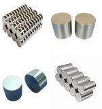 2016 de Nieuwe Ontwerp Gesinterde Magneet van de Cilinder van het Borium van het Ijzer van het Neodymium