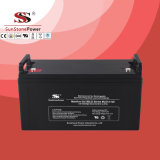 Batterie solaire 12V 120ah de cycle profond d'acide de plomb