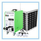 outre du système léger solaire du réseau 300W pour la maison