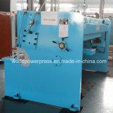 QC12y Schwingen-Typ hydraulische Schermaschine