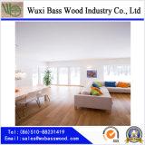 Strang gesponnener hölzerner Bambusfußboden für Haus