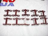 Piezas de la dobladora del bastidor de ODM/OEM para el aluminio/la hoja de acero/de cobre amarillo