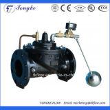 Válvula hidráulica modelo 160 válvula de flutuação para válvula de esfera industrial