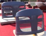 、鉄の鋳造砂型で作っている、OEMロボットのためのBrokkのカウンターウェイト