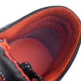 Cargadores de la seguridad con los zapatos de acero y Midsoles de acero M-8010 del casquillo del dedo del pie