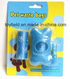 Saco Pet Poop Saco perfumado plástico Scop Dog Poop
