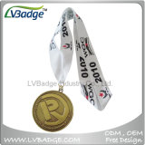 柔らかいエナメルが付いている亜鉛合金のスポーツメダル