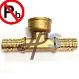 낮은 지도 금관 악기 Pex 여성 팔꿈치 관 이음쇠