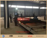 Cg1-4000 tipo linha de aço estação da fabricação da máquina de estaca da tira da Multi-Cabeça da estaca da placa de aço