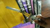 De plastic Zak van de Verpakking van de Kleur Post met de Zelfklevende Verbinding van de Strook