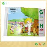 Livre d'enfants fait sur commande d'impression avec les illustrations saines (CKT-BK-297)