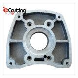 Kundenspezifischer Aluminiumsand, Schwerkraft-Gussteil für Ventil/Bahnteile