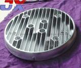Alluminio 4 parti di macinazione di CNC di asse di asse 5
