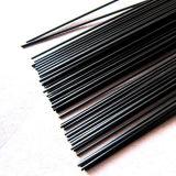 Tige en fibre de verre non-toxique pour le support agricole