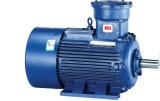 Motor de indução à prova de explosões resistente do baixo ruído da série YB2