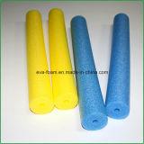 Tube protecteur personnalisé de mousse d'EPE de matériaux respectueux de l'environnement de mousse