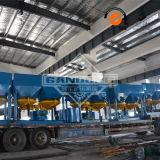 Machine de Jigger pour le matériel d'installation de transformation de minerai de bidon