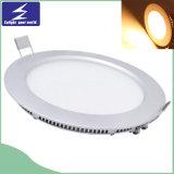 Runde LED Ultra-Dünne Instrumententafel-Leuchte des heißen Verkaufs-mit Cer RoHS