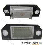 포드 초점 Mk2 03-08 C 최대 I 03를 위한 Canbus LED 번호판 램프 위로