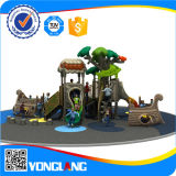 Apparatuur van de Speelplaats van het Schip van de Piraat van jonge geitjes de Nieuwe Openlucht (yl-H072)
