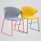 Gewebe-Sofa-Sitzneuer Entwurfs-Stuhl für Esszimmer