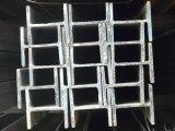 H-Beam do aço de carbono de Ss400 Q235 Q345, H-Beams laminados a alta temperatura, feixes da estrutura H