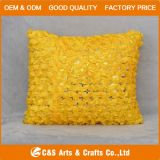 Home TextileのためのカスタムFashion Sequin Fabric Cushion