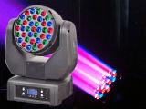 36/37의 LED 광속 이동하는 맨 위 단계 빛
