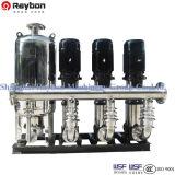 Bomba centrífuga da água de vários estágios vertical de alta pressão da bomba do aço inoxidável