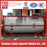ISO9001 Certification und Tank Container Type LPG ISO Tank Container