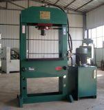 Tipo máquina del pórtico de la serie H Fram de Yl de la prensa hidráulica