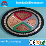 Cable eléctrico de cobre Cable XLPE Cable PVC forrado Cable