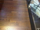 De alta calidad de múltiples capas de madera maciza mano Agarre grano Suelo Ingeniería