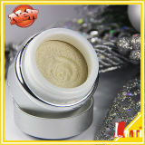 Resistant solvente Crystal Silver White Mica Pigment para Paint