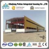 Coût bas personnalisé Prefab Steel Structure pour Workshop