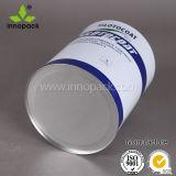 4L kundenspezifische Drucken-runde Zinn-Lack-Dose