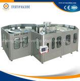 La botella/puede máquina de rellenar de la bebida de la soda/equipo/cadena de producción