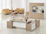 Moderne Woodern Metallrahmen-Büro-Computer-Tisch-Schreibtisch-Möbel-Entwürfe (SZ-ODB356)