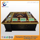 Jugadores de Wangdong 6 y 12 con la máquina de la ruleta del validador de las TIC Bill